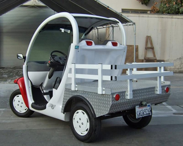 Chrysler GEM Golf Carts