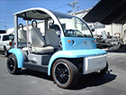 Ford Think Neighbor : Teal 4 Seater | Golf Cart : LSV Carts